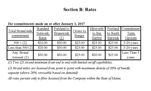 Maine_Fiber_Company_LLC_Tariff_1-1-17_Base_Rates.png